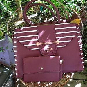 NWOT Kate Spade ♠️ Shoulder Bag & FREE Wallet